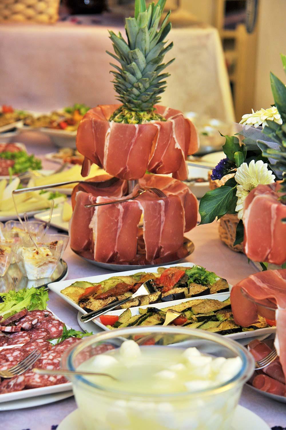 Villa Giulia sul Lago Banqueting