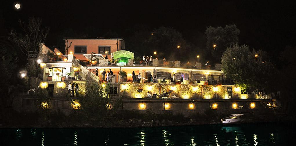 Villa Giulia sul Lago location